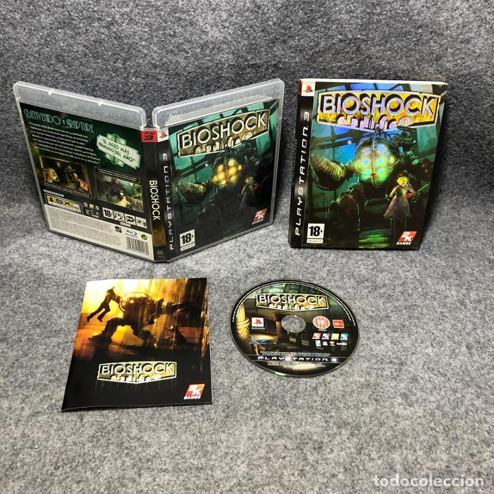 BIOSHOCK+CAJA DE CARTON SONY PLAYSTATION 3 PS3 (Juguetes - Videojuegos y Consolas - Sony - PS3)