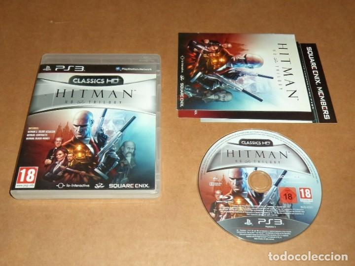 HITMAN : HD TRILOGY COMPLETO PARA SONY PLAYSTATION 3 / PS3 , PAL (Juguetes - Videojuegos y Consolas - Sony - PS3)