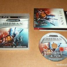 Videojuegos y Consolas: HITMAN : HD TRILOGY COMPLETO PARA SONY PLAYSTATION 3 / PS3 , PAL. Lote 210978489