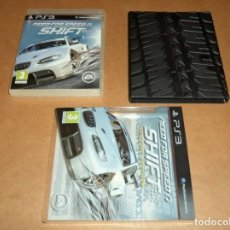 Videojuegos y Consolas: NEED FOR SPEED : SHIFT SPECIAL EDITION PARA SONY PLAYSTATION 3 / PS3 , PAL. Lote 210978606