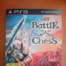 Videojuegos y Consolas: BATTLE CHESS PS3 (PRECINTADO). Lote 211394732