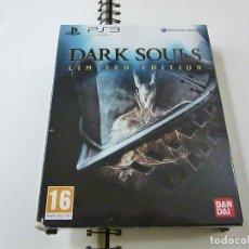 Videojuegos y Consolas: DARK SOULS - LIMITED EDITION - PS3 - EDICION ESPAÑOLA - N. Lote 211423630