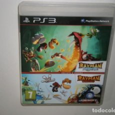 Videojuegos y Consolas: RAYMAN LEGENDS + RAYMAN ORIGINS PS3. Lote 211634429