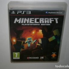 Videojuegos y Consolas: MINECRAFT PS3. Lote 211634466