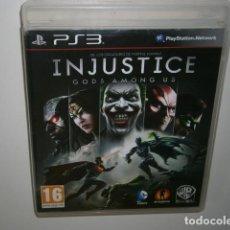Videojuegos y Consolas: INJUSTICE: GODS AMONG US PS3. Lote 211634481