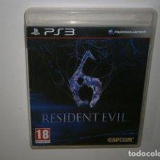 Videojuegos y Consolas: RESIDENT EVIL 6 PS3. Lote 211634541