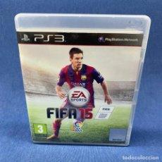 Jeux Vidéo et Consoles: VIDEOJUEGO - PLAY STATION 3 - PS3 - FIFA 15. Lote 211750955