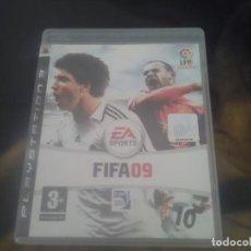 Videojuegos y Consolas: JUEGOS PLAYSTATION 3 , FIFA 09. Lote 212000431