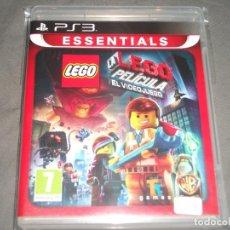 Jeux Vidéo et Consoles: LEGO LA PELICULA EL VIDEOJUEGO COMPLETO PS3. Lote 212945786