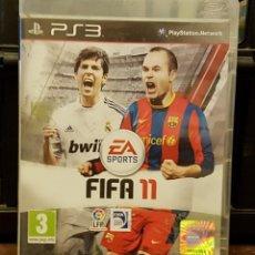 Videojuegos y Consolas: FIFA 11 + INSTRUCCIONES EN ESPAÑOL. Lote 213714660