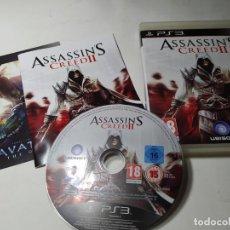 Videojuegos y Consolas: ASSASSIN´S CREED 2 * ( PS3- PLAYSTATION 3 - PAL - ESP). Lote 213927560