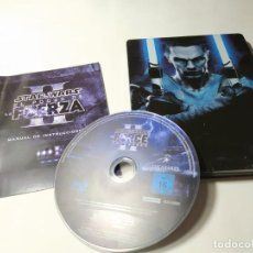 Videogiochi e Consoli: STAR WARS : THE FORCE UNLEASHED 2 ( PS3- PLAYSTATION 3 - PAL - ESP) CAJA METALICA. Lote 213927588