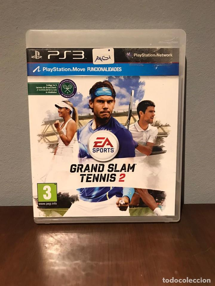 GRAND SLAM TENNIS 2 - PLAYSTATION 3 PS3 PLAY STATION 3 (Juguetes - Videojuegos y Consolas - Sony - PS3)