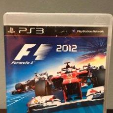 Videojuegos y Consolas: PS3 PLAYSTATION 3 FORMULA 1 2012. Lote 214676960