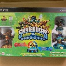 Videojuegos y Consolas: PS3 SKYLANDERS SWAP FORCE STARTER PACK. Lote 214908338