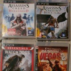 Videojuegos y Consolas: JUEGOS PS3. Lote 216379697