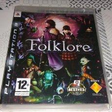 Videojogos e Consolas: FOLKLORE PS3 PAL ESPAÑA COMPLETO BEST E3 2007. Lote 216505045
