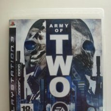 Videojuegos y Consolas: PS3. ARMY OF TWO. Lote 216973172