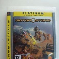 Videojuegos y Consolas: PS3. PLATINUM. MOTOR STORM. Lote 216975168