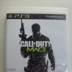Videojuegos y Consolas: PS3. CALL OF DUTY MW3. Lote 216976032