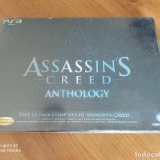 Videojuegos y Consolas: PS3 - ASSASSIN'S CREED ANTHOLOGY - SAGA COMPLETA - NUEVO. Lote 218027431