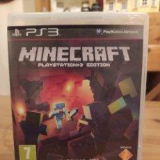 Videojuegos y Consolas: PS3 - MINECRAFT. Lote 218045660
