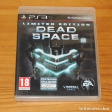 Videojuegos y Consolas: DEAD SPACE 2 LIMITED EDITION, JUEGO PLAYSTATION 3 PS3 VISCERAL GAMES PAL ESPAÑA COMPLETO. Lote 218072888