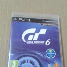 Videojuegos y Consolas: PS3 PLAY STATION 3 GRAN TURISMO 6. Lote 218151628