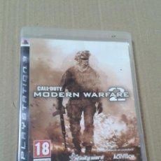 Videojuegos y Consolas: PS3 PLAY STATION 3. CALL OF DUTY MODERN WARFARE 2. PAL VERSION ESPAÑA. Lote 218151955