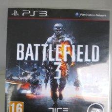 Videojuegos y Consolas: PS3 BATTLEFIELD 3 PLAY STATION 3. Lote 218288137