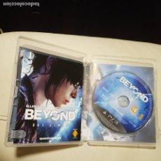 Videojuegos y Consolas: VIDEOJUEGO BEYOND DOS ALMAS PARA PLAYSTATION 3. Lote 218432946