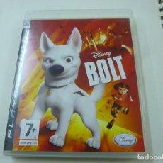 Videojuegos y Consolas: BOLT - JUEGO PS3 -CON INSTRUCCIONES - N. Lote 218781107