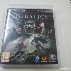 Videojuegos y Consolas: INJUSTICE GODS AMONG US. PS3 - PRECINTADO-N. Lote 218782518