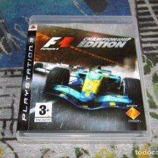 Videojuegos y Consolas: JUEGO PS3 - FÓRMULA 1 CHAMPIONSHIP EDITION - PLAYSTATION 3 - EDICIÓN INGLESA - 2006. Lote 219465258