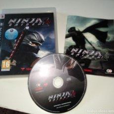 Videojuegos y Consolas: NINJA GAIDEN SIGMA 2 PLAYSTATION PS3. Lote 219687083