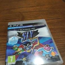 Jeux Vidéo et Consoles: THE SLY TRILOGY - MUY BUEN ESTADO. Lote 220307271