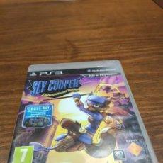 Jeux Vidéo et Consoles: SLY COOPER LADRONES EN EL TIEMPO - MUY BUEN ESTADO. Lote 220308483