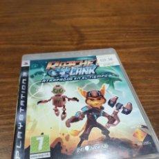 Jeux Vidéo et Consoles: RATCHET & CLANK ATRAPADOS EN EL TIEMPO PS3. Lote 220308586