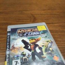 Jeux Vidéo et Consoles: RATCHET & CLANK ARMADOS HASTA LOS DIENTES PS3. Lote 220308597