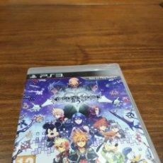 Jeux Vidéo et Consoles: KINGDOM HEARTS HD II.5 REMIX PS3 - MUY BUEN ESTADO. Lote 220308642