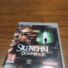 Jeux Vidéo et Consoles: SILENT HILL DOWNPOUR PS3 - MUY BUEN ESTADO. Lote 220308950