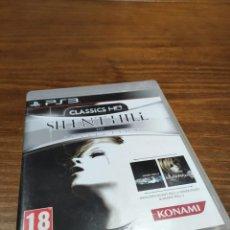 Jeux Vidéo et Consoles: SILENT HILL HD COLLECTION PS3 - MUY BUEN ESTADO - REMASTERIZADO. Lote 220309125