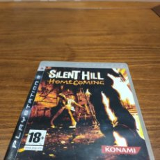 Jeux Vidéo et Consoles: SILENT HILL HOMECOMING PS3 - MUY BUEN ESTADO. Lote 220309203