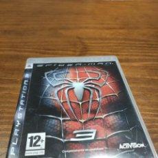 Jeux Vidéo et Consoles: SPIDER-MAN 3 PS3 - MUY BUEN ESTADO. Lote 220309256