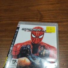 Jeux Vidéo et Consoles: SPIDER-MAN EL REINO DE LAS SOMBRAS PS3. Lote 220309268