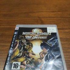 Jeux Vidéo et Consoles: MORTAL KOMBAT VS DC UNIVERSE PS3. Lote 220368967