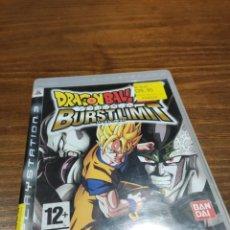 Jeux Vidéo et Consoles: DRAGON BALL Z BURST LIMIT PS3. Lote 220369096