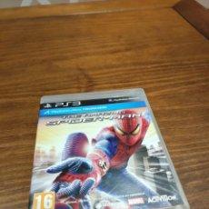 Jeux Vidéo et Consoles: THE AMAZING SPIDER-MAN PS3. Lote 220369197