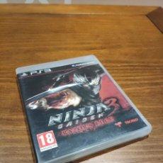 Jeux Vidéo et Consoles: NINJA GAIDEN RAZORS EDGE PS3. Lote 220369281