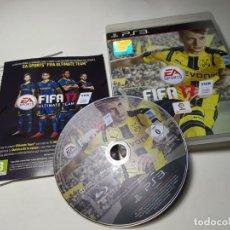 Videojuegos y Consolas: FIFA 17 ( PLAYSTATION 3 - PS3 - PAL - ESPAÑA ). Lote 220703246